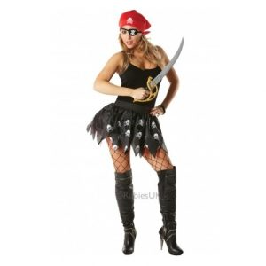 PIRATE TUTU SET