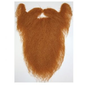CHARACTER BEARD & MOUSTACHE GINGER