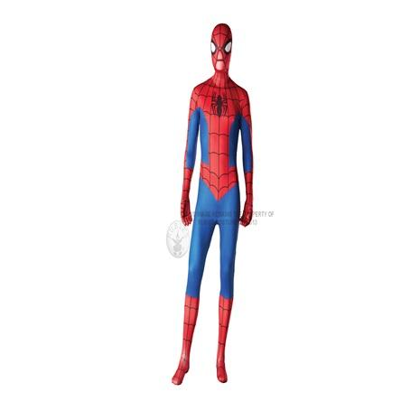Second Skin Spiderman