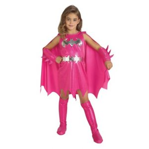Pink Batgirl