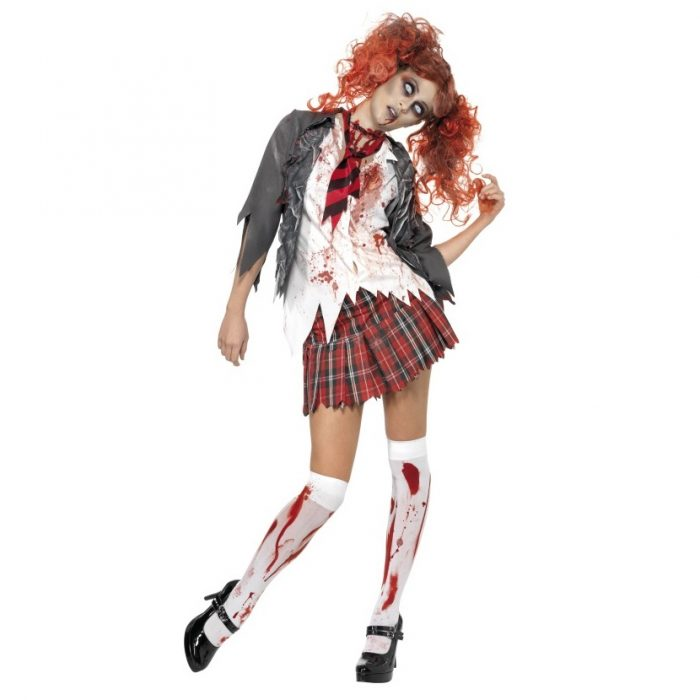 High School Horror Girl