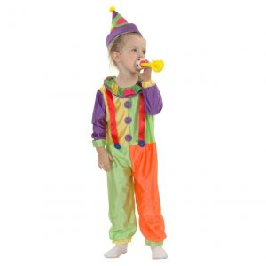 CLOWN TODDLER