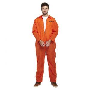 PRISONER OVERALL ORANGE