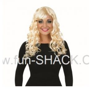 BLONDE TEMPTRESS WIG