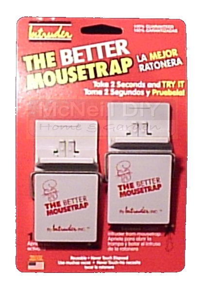 better mouse traps
