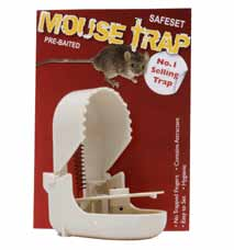 safeset mouse  traps