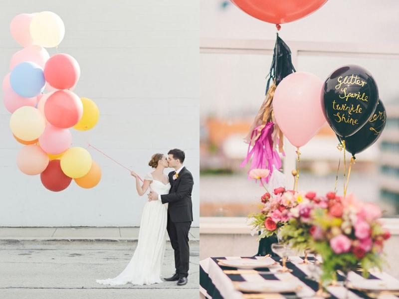 Wedding balloons mcpeakes junglespirit Gallery
