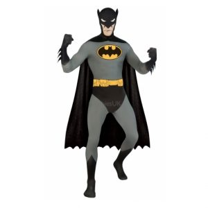 BATMAN 2ND SKIN SUIT