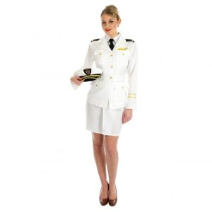 Lady Naval Officer