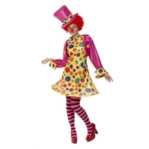 CLOWN LADY