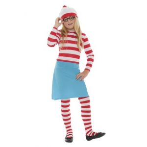 WHERE'S WALLY? WENDA