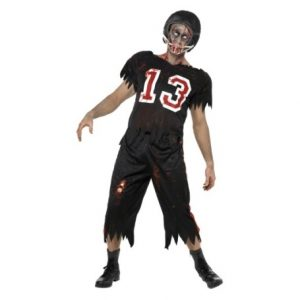 Zombie Football Player